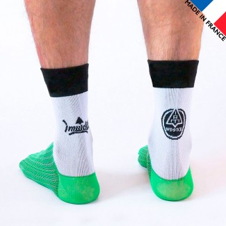 Socks Imwdstck collab w/ coureur du dimanche
