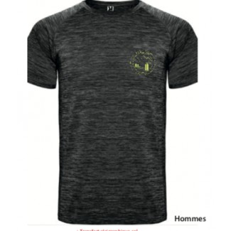 Town to trail tee black homme